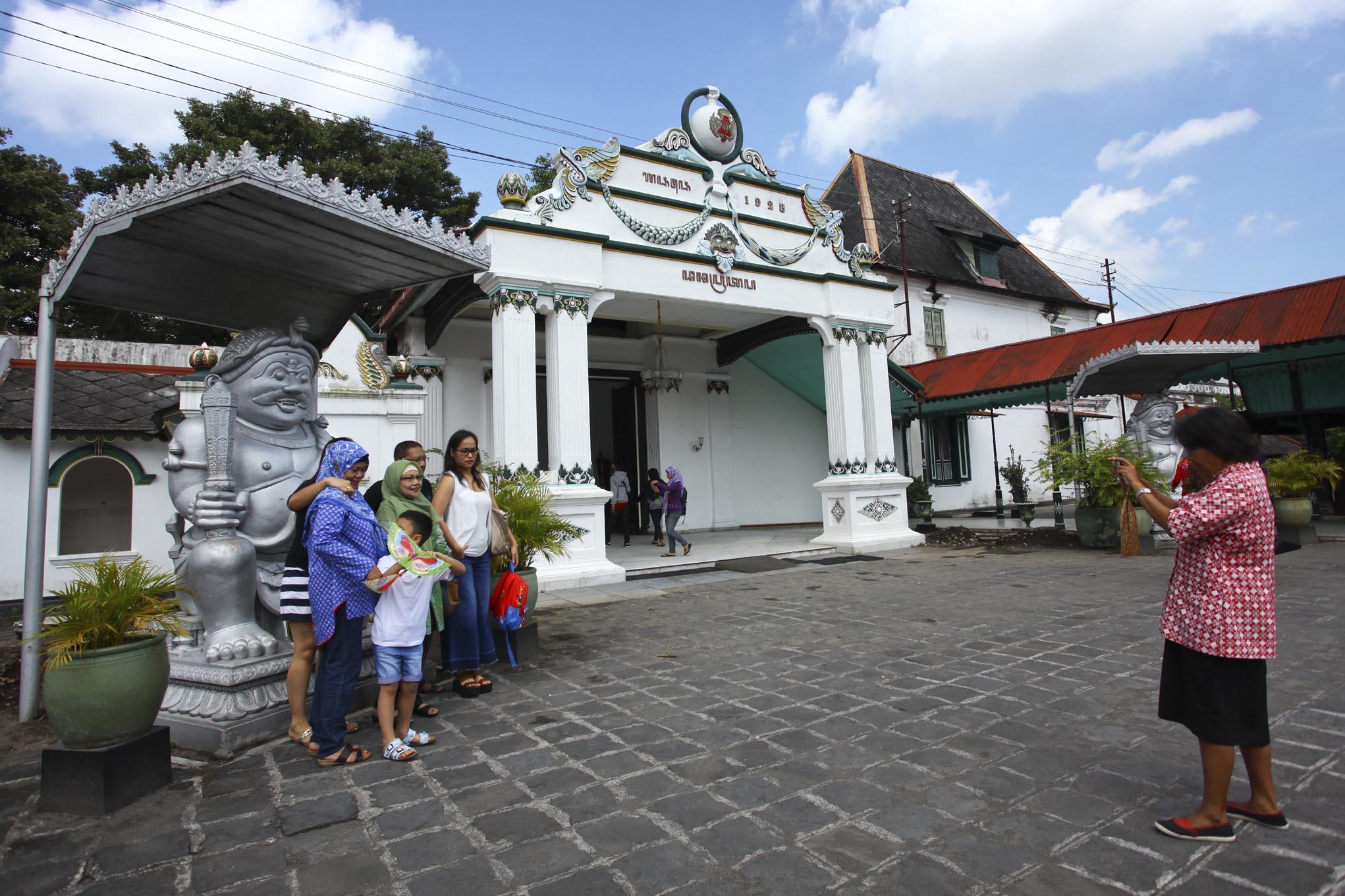Keraton Ngayogyakarta Yogyakarta Berita Daerah Wisata Kota