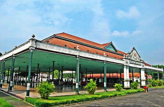 Keraton Yogyakarta Hadiningrat Wisata Kota