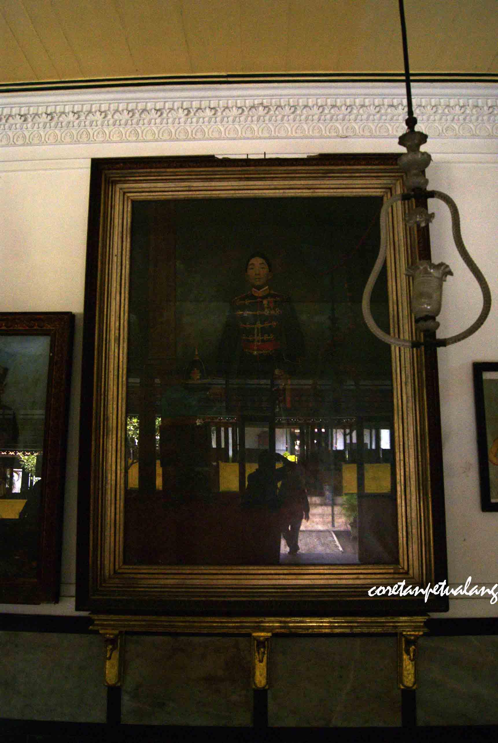 Keraton Yogyakarta Istana Budaya Keindahan Jawa Lukisan Misteri Alon Selatan