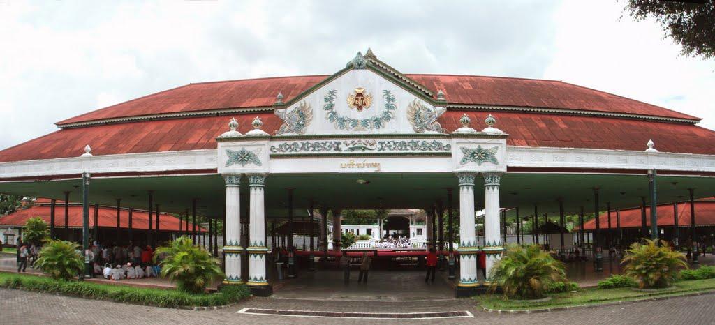 Kraton Yogyakarta Nuansa Liburan Tersendiri Wisatawan Wisata Keraton Kota