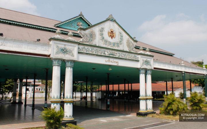 Museum Kraton Yogyakarta Kotajogja Wisata Keraton Kota