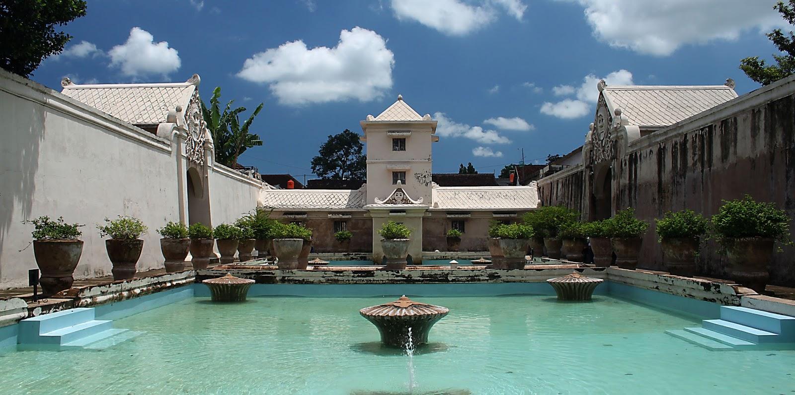Taman Sari Keraton Yogyakarta Wisata Bersejarah Menarik Jogja Yogya Sejarah