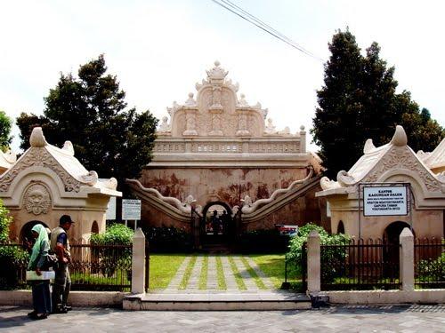 Tamansari Keraton Yogyakarta Wisata Taman Pemandian Indah Mempesona Jogja Kota