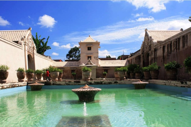 Tamansari Royal Water Castle Yogyakarta Top Indonesia Holidays 1 Wisata