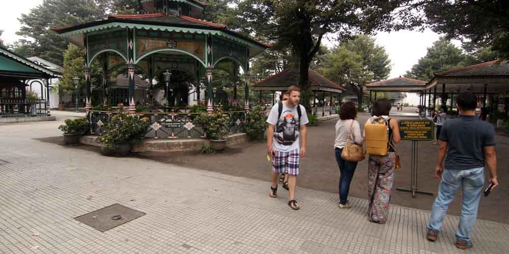 Tempat Wisata Jogja Alternatif Liburan Murah Yogyakarta Kraton Keraton Kota