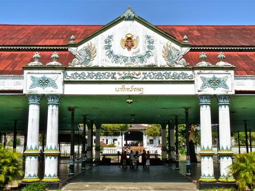 Wisata Budaya Keraton Yogyakarta Hadiningrat Aneka Nusantara Kota