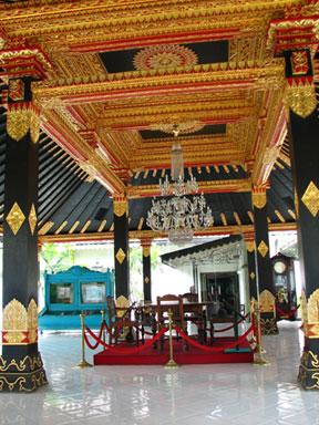 Wisata Istana Kraton Yogyakarta Jogja Travelling Tamansari Terletak Disebelah Barat