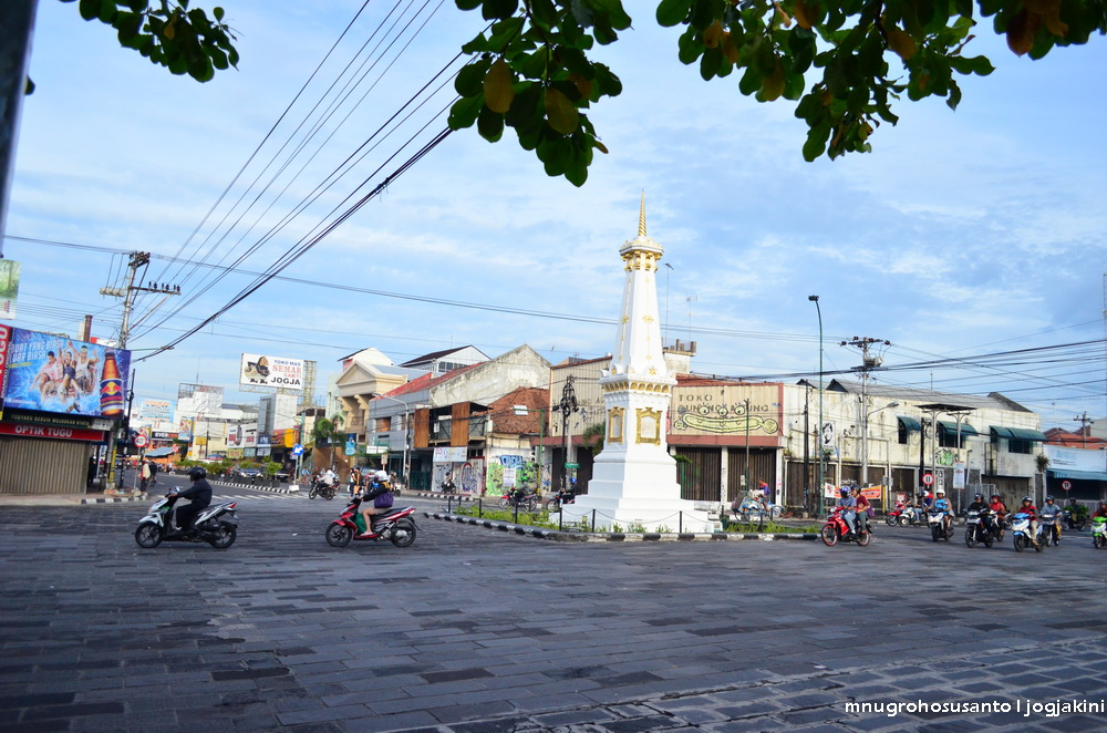 Wisata Jogja Tugu Sampai Kraton Yogyakarta Info Keraton Kota