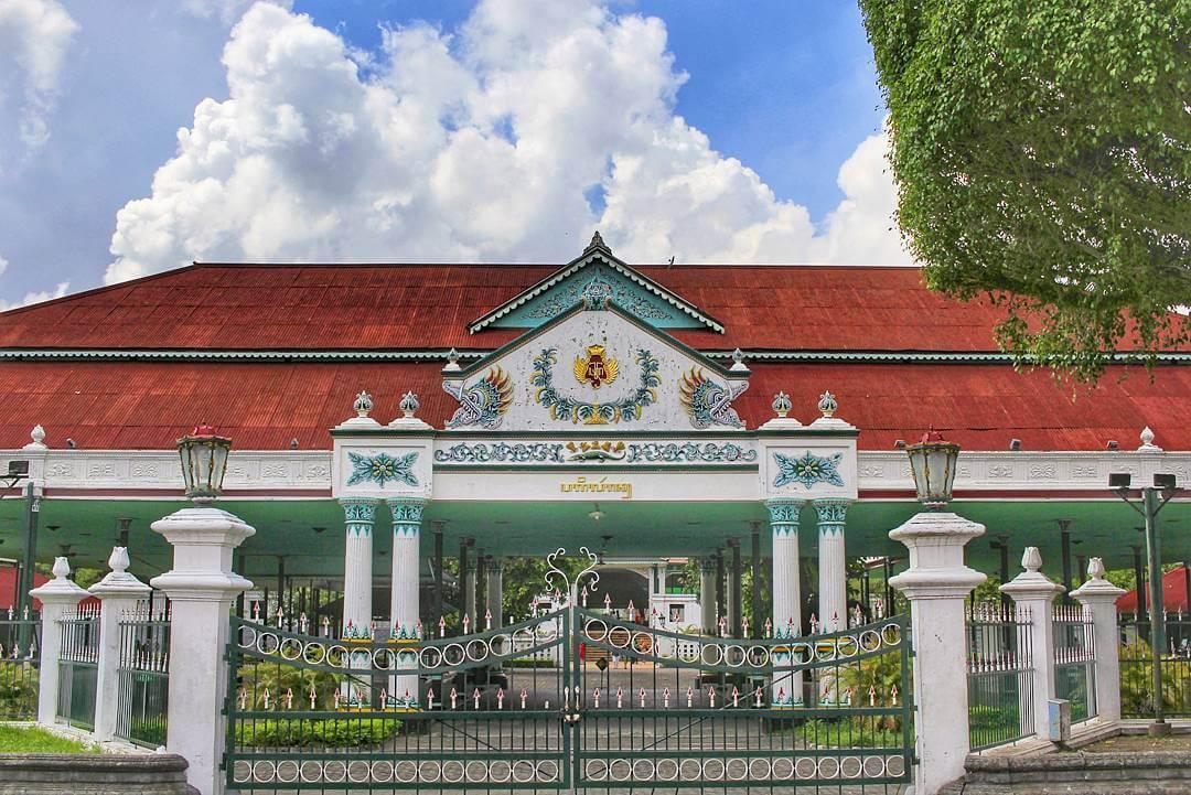 Wisata Sejarah Keraton Yogyakarta Kota
