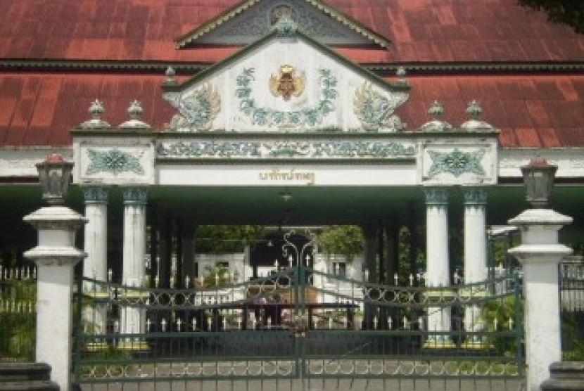 Wisatawan Belanda Tertarik Wisata Sejarah Yogyakarta Republika Online Keraton Kota