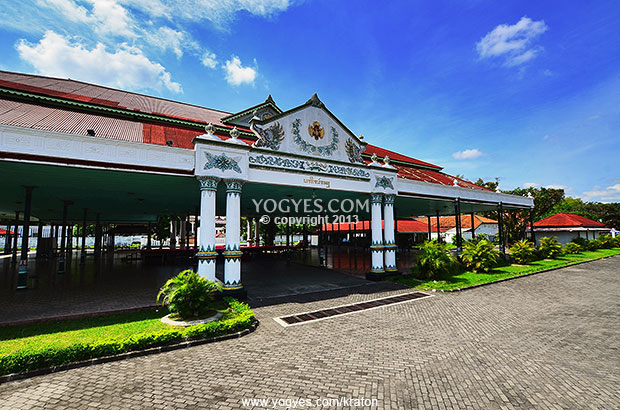 Yogyakarta Palace Kraton Living Museum Javanese Culture Place King Jogja